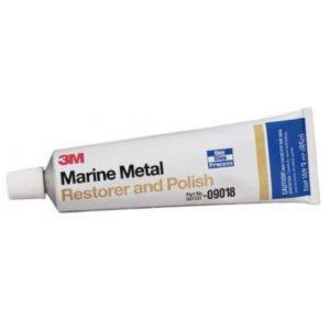 Αλοιφή 3M Marine Metal Restorer & Polish