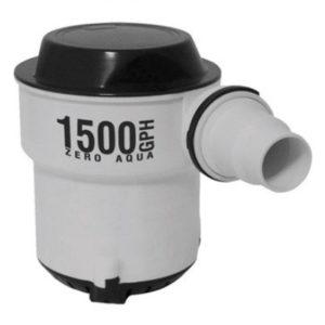 Βυθιζόμενη Αντλία Zero Aqua Plus 1500GPH 24V