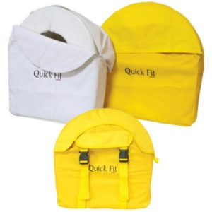 Θήκη για Πέταλο Quick Fit Κίτρινη