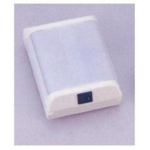 Πλαφονιέρα Πλαστική με Αλουμινένια Βάση