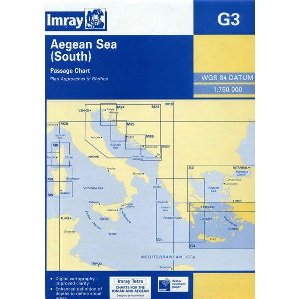 Πλοηγικός Χάρτης Ελλάδας