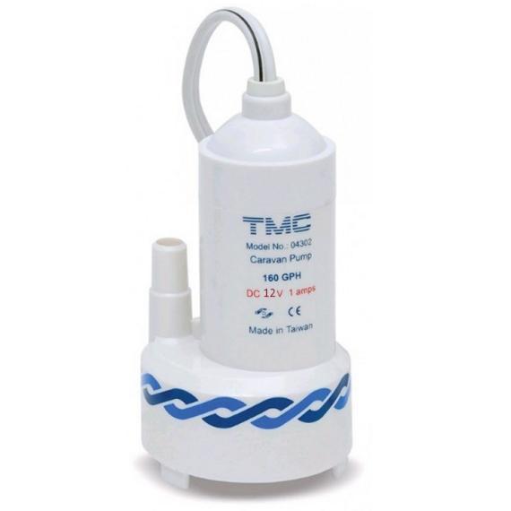 Αντλία Βαρελιού TMC 160GPH 12V