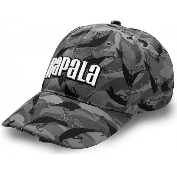 Καπέλο Rapala με 5 Led