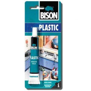 Κόλλα Bison για Σκληρά Πλαστικά