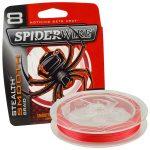 Νήμα Spiderwire Stealth Smooth 8 Κόκκινο 300m