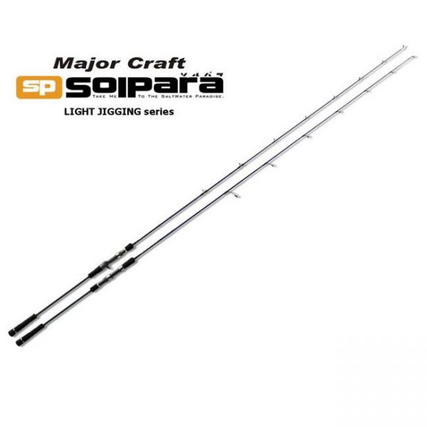 Major Craft Solpara SPJ-S60LJ 1,83m