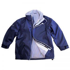 Μπουφάν Skipper MC Maximum Comfort Μπλε