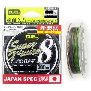 Duel Super-X Wire x8 300m