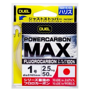 Πετονιά Duel Power Carbon Max Fluorocarbon 50m