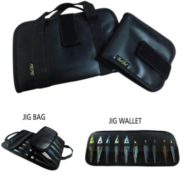 MGFA Jig Bag & Jig Wallet