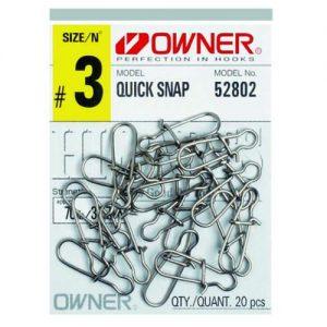 Παραμάνες Owner Quick Snap 52802