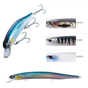 Τεχνητό Cinnetic Daddy Minnow 185F