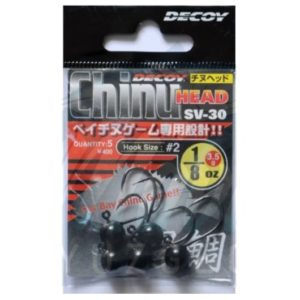 Jighead Decoy SV-30 Chinu Head