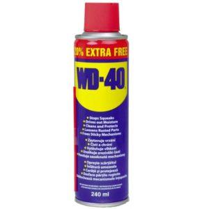 WD-40 Σπρέι Αντισκωριακό 240ml