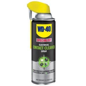 WD-40 Σπρέι Καθαρισμού Ηλεκτρικών Επαφών 400ml