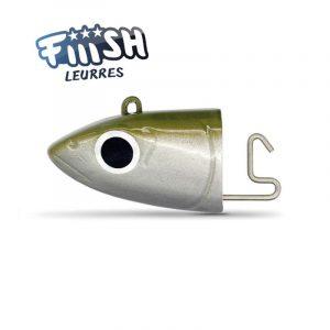 Fiiish Black Minnow Jighead No5 Offshore 60gr
