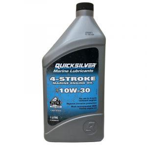 Λάδι Quicksilver 4-Stroke 10W-30