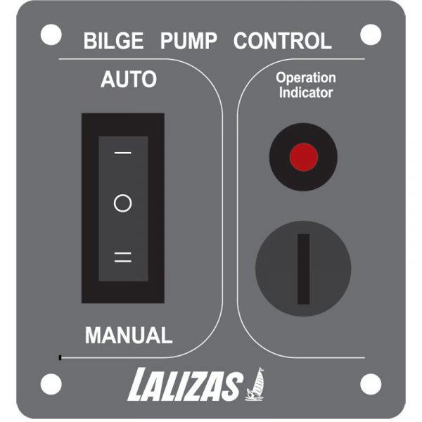 Διακόπτης Αντλίας Auto – Off – Manual