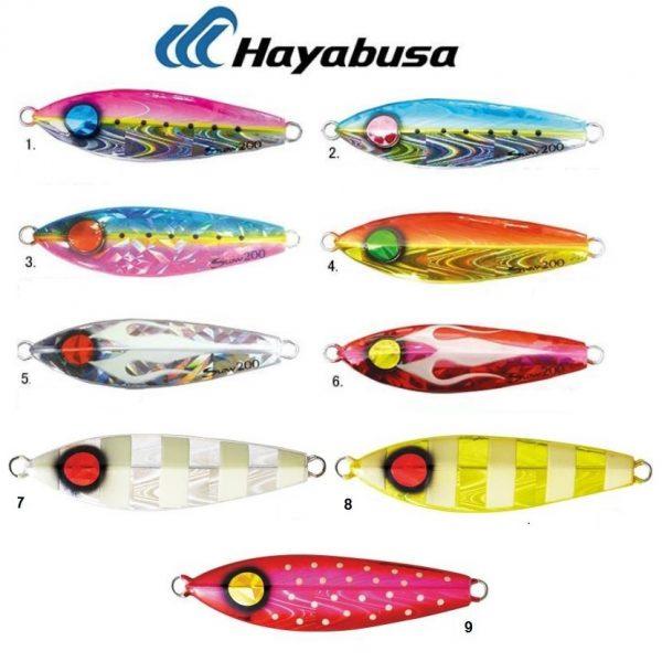 Πλάνος Hayabusa Jack Eye Slow FS-424 120gr