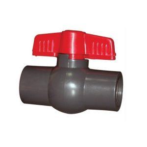 Βαλβίδα Ένσφαιρη PVC (1)