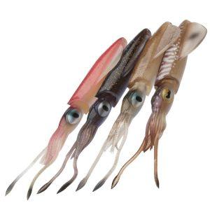 Καλαμάρι Σιλικόνης Savage Gear 3D LB Swim Squid 9,5cm