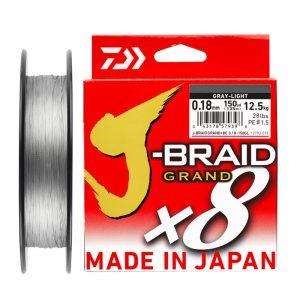Νήμα Daiwa J-Braid Grand x8