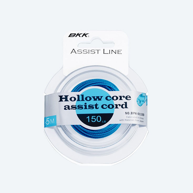 Νήμα BKK Hollow Core Assist Cord