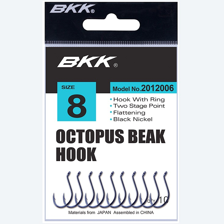 Αγκίστρια BKK Octopus Beak
