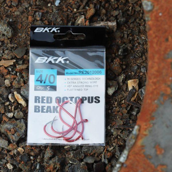 Αγκίστρια BKK Red Octopus Beak Hook_4