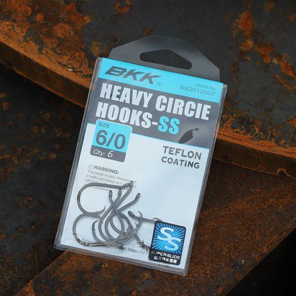 Αγκίστρια BKK SS Heavy Circle_3