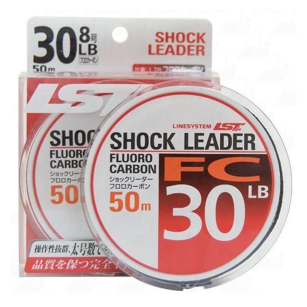 Line System Shock Leader FC 50m