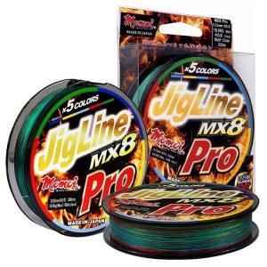 Νήμα Momoi JigLine MX8 Pro 300m