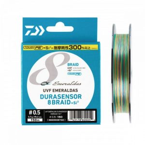 Daiwa Emeraldas Dura Sensor x8 150m