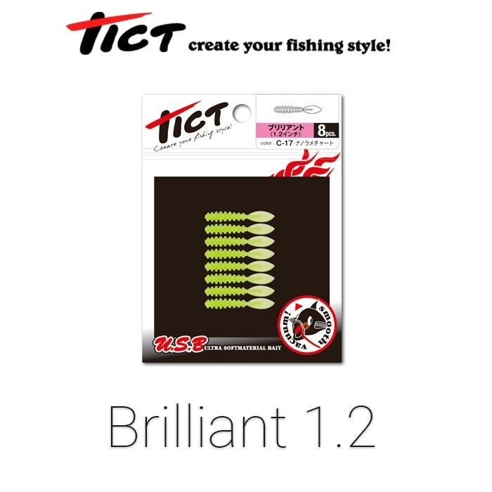 Σιλικόνες Tict Brilliant 1.2