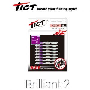 Σιλικόνες Tict Brilliant 2.0