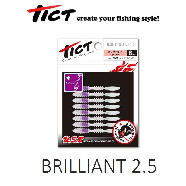Tict Brilliant 2.5