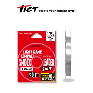 Tict Light Game Compact Shock Leader