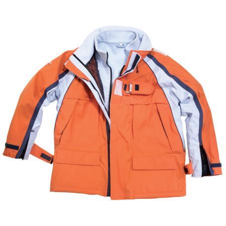 Σακάκι Ιστιοπλοϊας Sailing Jacket XTS Extreme 3 σε 1 Διαπνέον