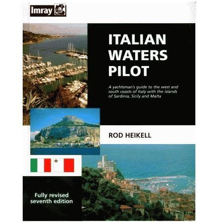 Πλοηγικός Οδηγός Μεσογείου Imray Ιταλικές Θάλασσες