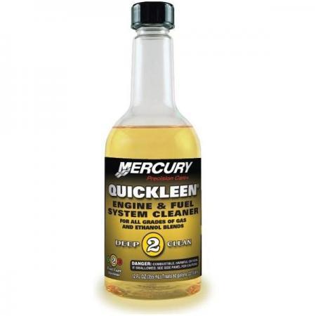 Καθαριστικό Συστήματος Καυσίμου Quicksilver 355ml