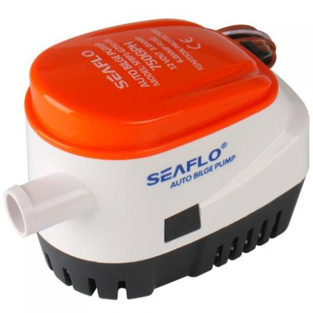 Αντλία Σεντίνας Αυτόματη Seaflo 600GPH