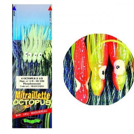 Ragot Mitraillette Octopus