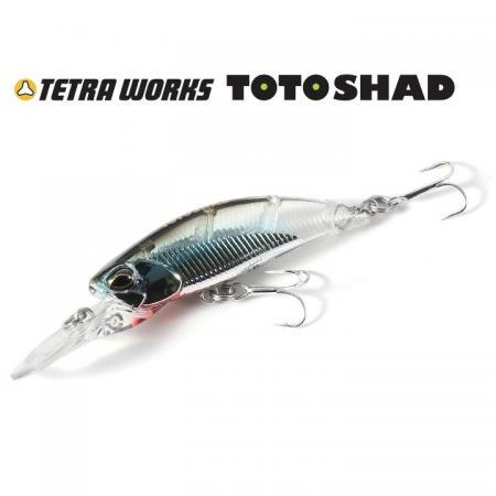 Τεχνητό Duo Tetra Works Toto Shad