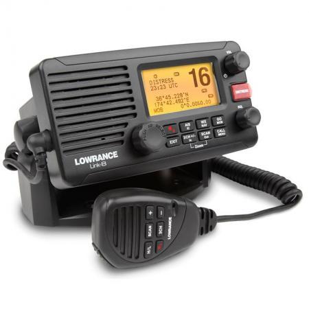 VHF Lowrance Link 8 DSC