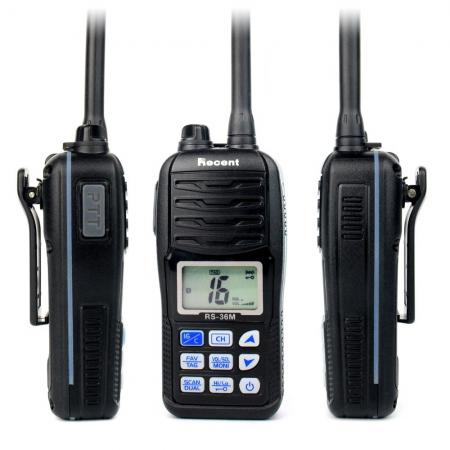 VHF Marine Recent RS-36M