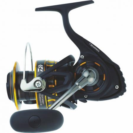 Μηχανισμός Daiwa BG HD 4500