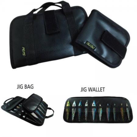 MGFA Jig Bag & Jig Wallet